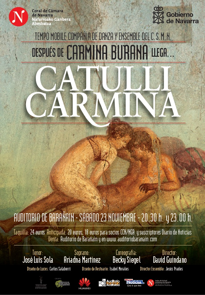 Catulli. 23 de noviembre