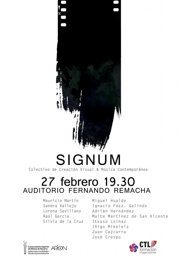 Signum. 27 de febrero