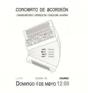 Acordeón 4 de mayo