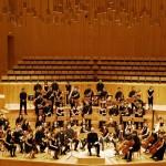 Conciertos de la orquesta sinfónica del CSMN en el auditorio Baluarte dentro del ciclo de abono de la OSN