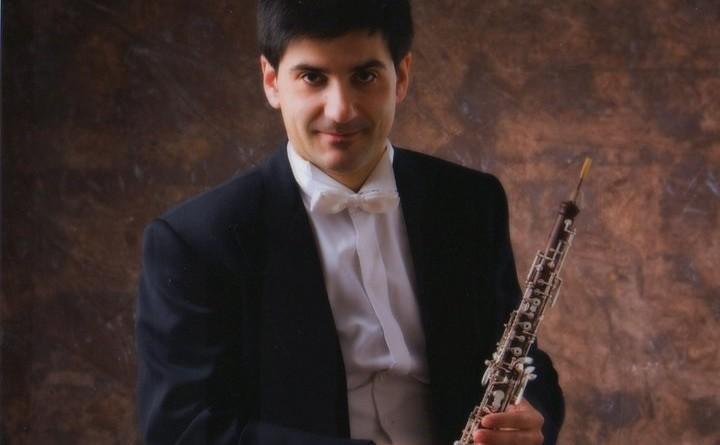 Masterclass de oboe. Francisco Javier Sancho