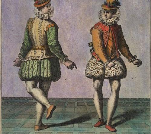 Curso de danza antigua. Cecilia Nocilli