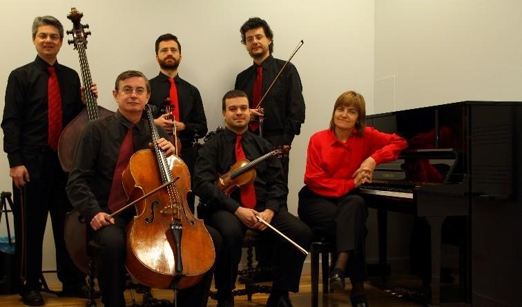 """Ensemble """"La cuerda de oro"""". Ensayos abiertos al alumnado del CSMN"""