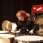 Masterclass de percusión. Cristoforo Pascuale