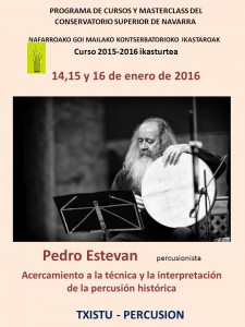 Portada Master Pedro Estevan