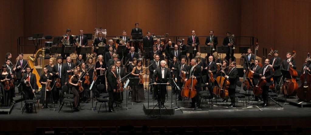 Convenio entre el CSMN y la Orquesta Sinfónica de Navarra