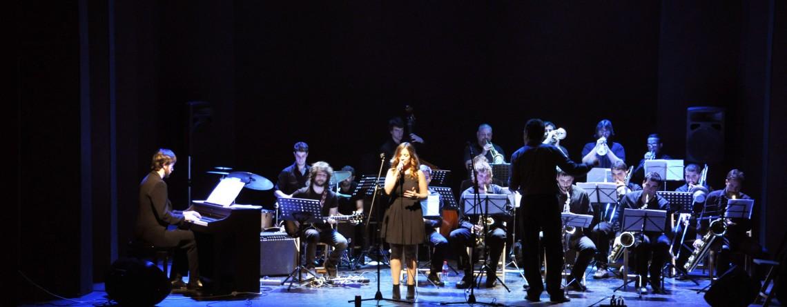 Próximos conciertos de la Big Band del CSMN