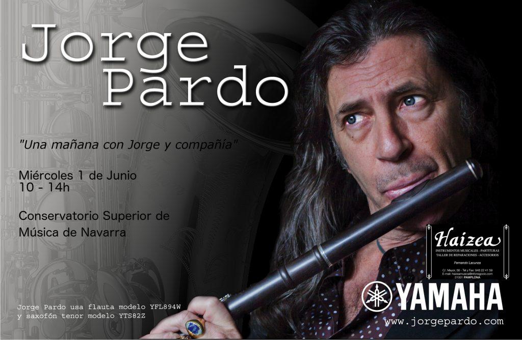 Cartel Jorge Pardo