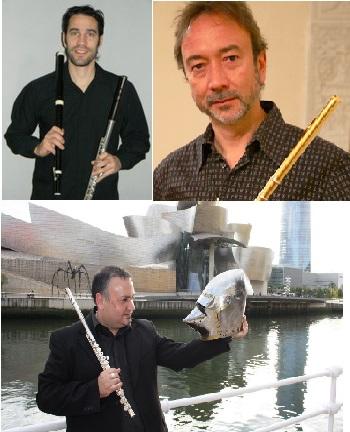 """Conferencia-concierto: """"Las flautas de madera"""""""