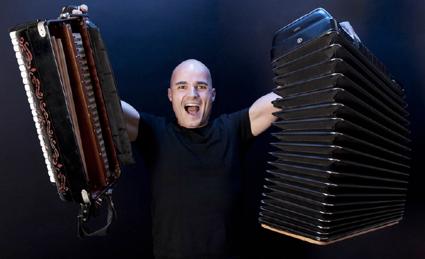 Taller de improvisación aplicada al acordeón. Víctor Prieto