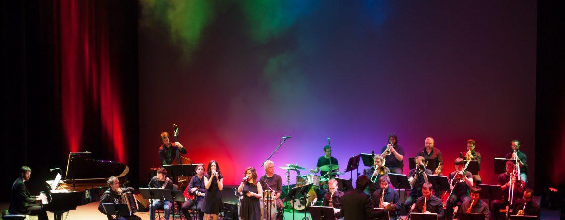 Concierto de la Big Band del CSMN