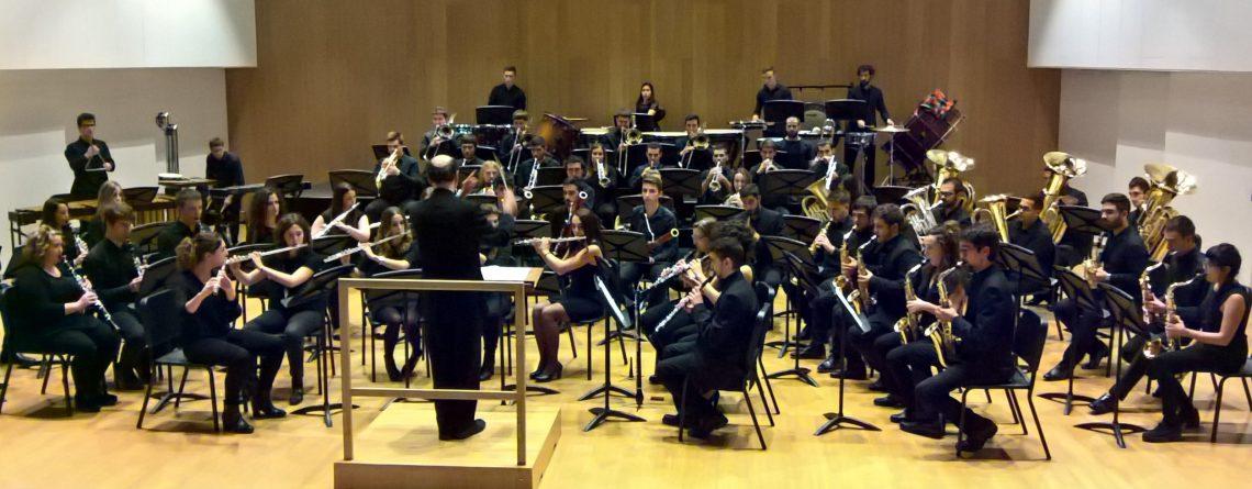 Conciertos de la Banda y Orquesta del CSMN