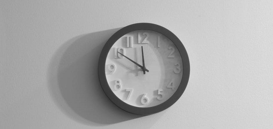 Horarios de los exámenes de la convocatoria de mayo de 2019