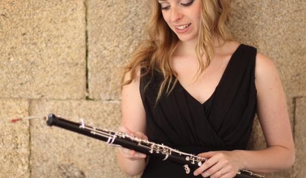 Masterclass de oboe. Miriam Pastor