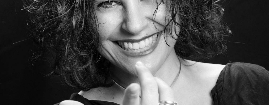 Masterclass de canto jazz. Susanna Stivali. Curso Erasmus