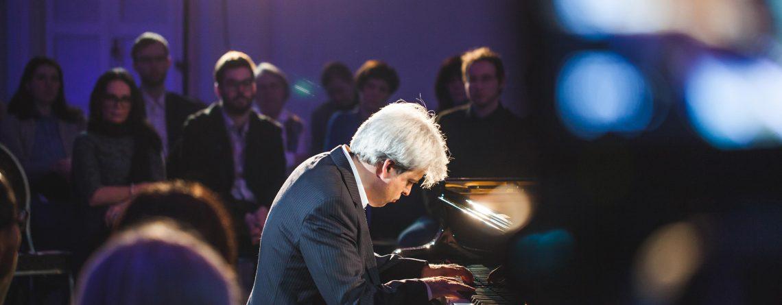 Concierto de piano jazz. Iñaki Sandoval