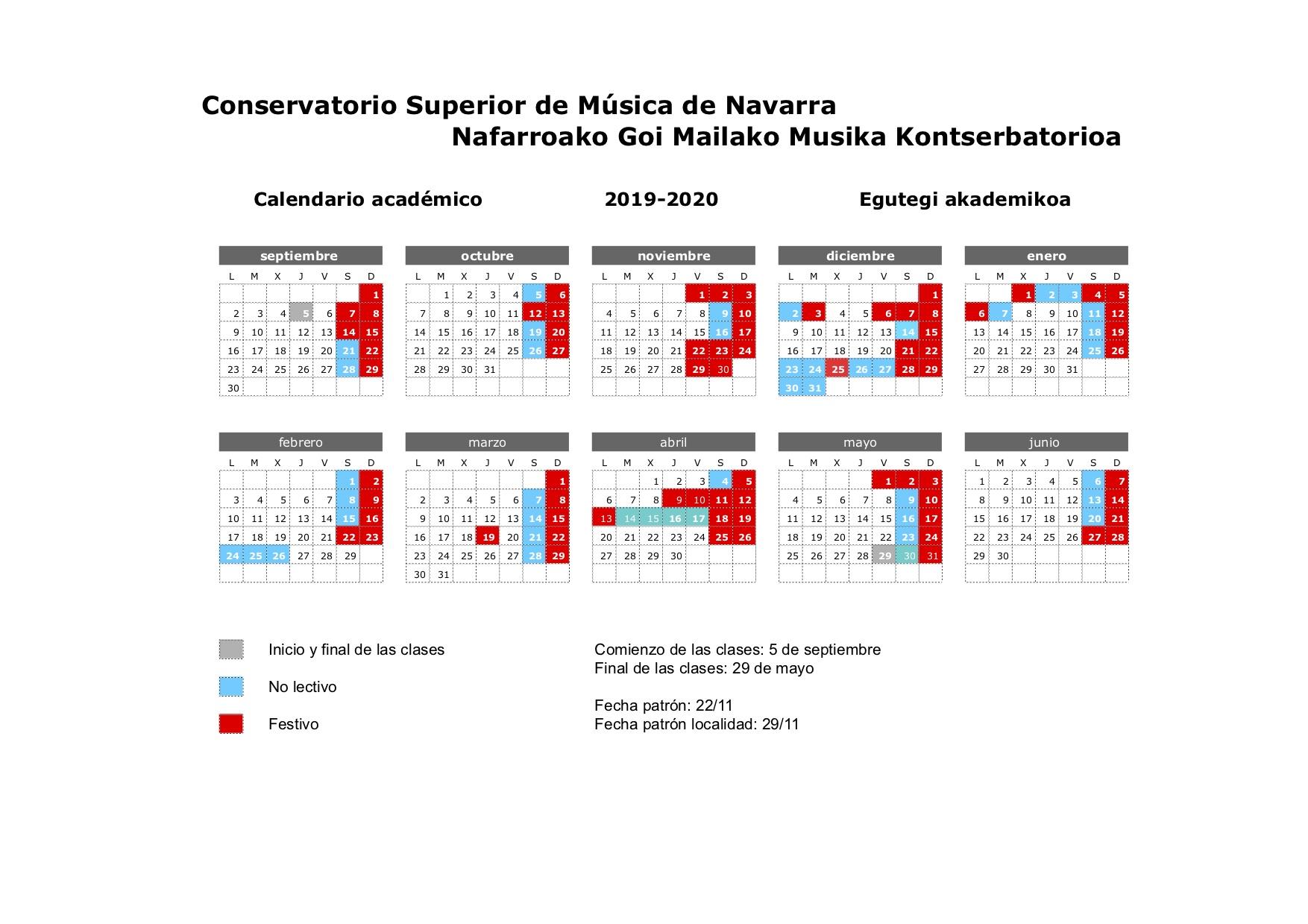 Calendario 2020trackidsp 006.Calendario Academico 2019 2020
