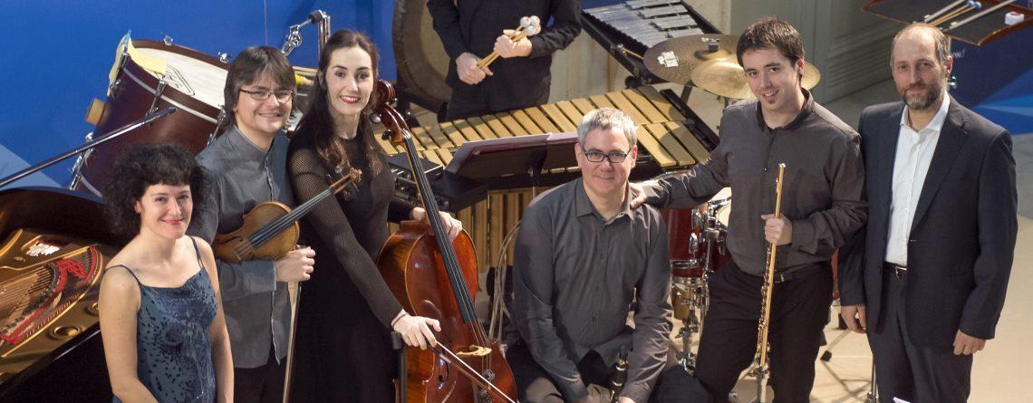 Concierto del Ensemble Kuraia en el CSMN