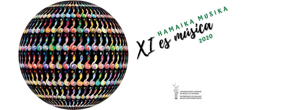 'XI es Música' 'Hamaika Musika'