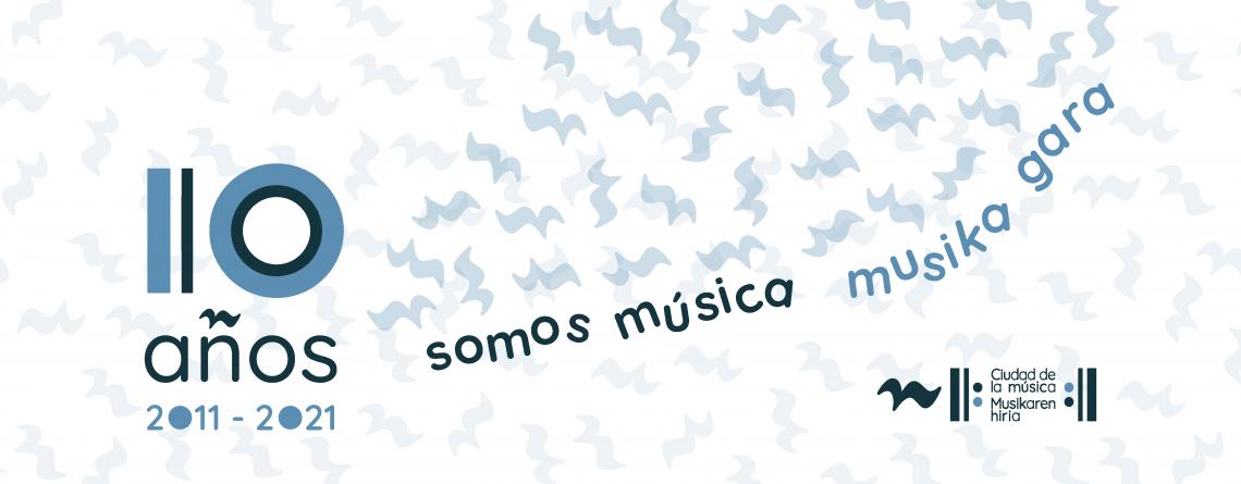 X Aniversario Ciudad de la Música